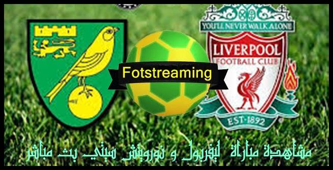 مشاهدة مباراة ليفربول و نورويتش سيتي بث مباشر 2019 08 09 Liverpool Norwich City Norwich
