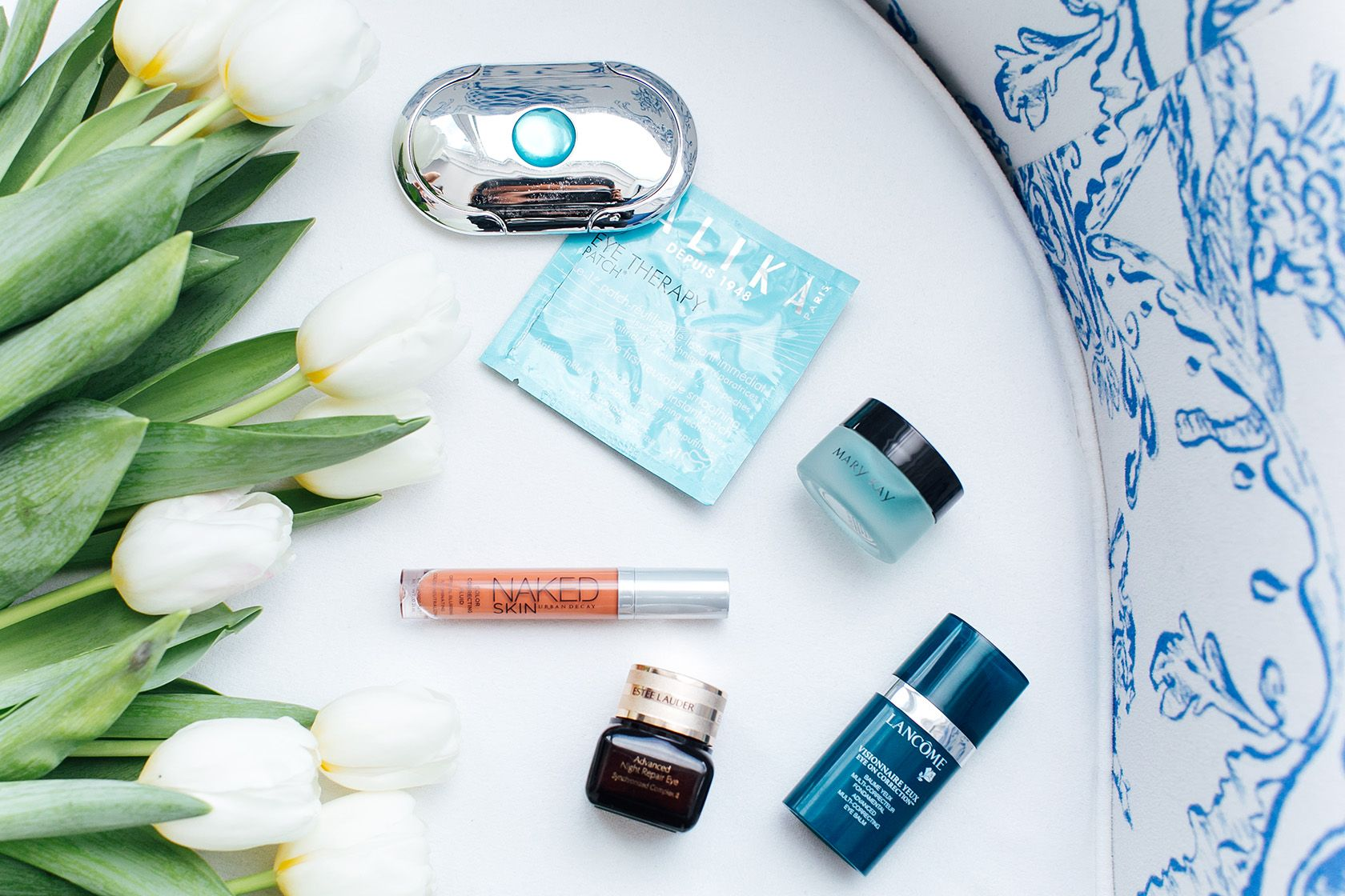 Sydne Style - Los Angeles fashion blogger Sydne Summer talks about Beauty Products that Get Rid of Dark Under Eye Circles.