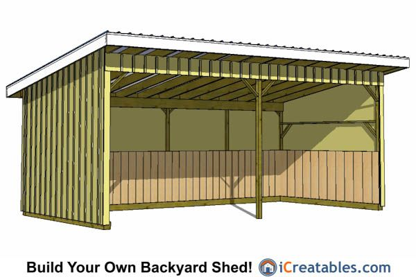 12x24 Shed Plans Easy To Build Shed Plans And Designs 12x24 Shed Run In Shed Shed Plans