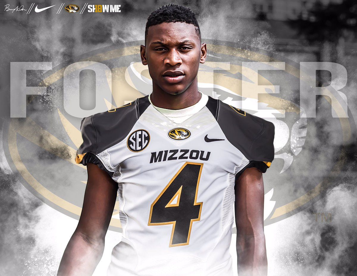 Missouri with images football recruiting college