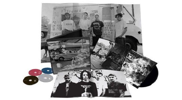 Rage Against the Machine: Box set dell'omonimo album per festeggiare il ventennale
