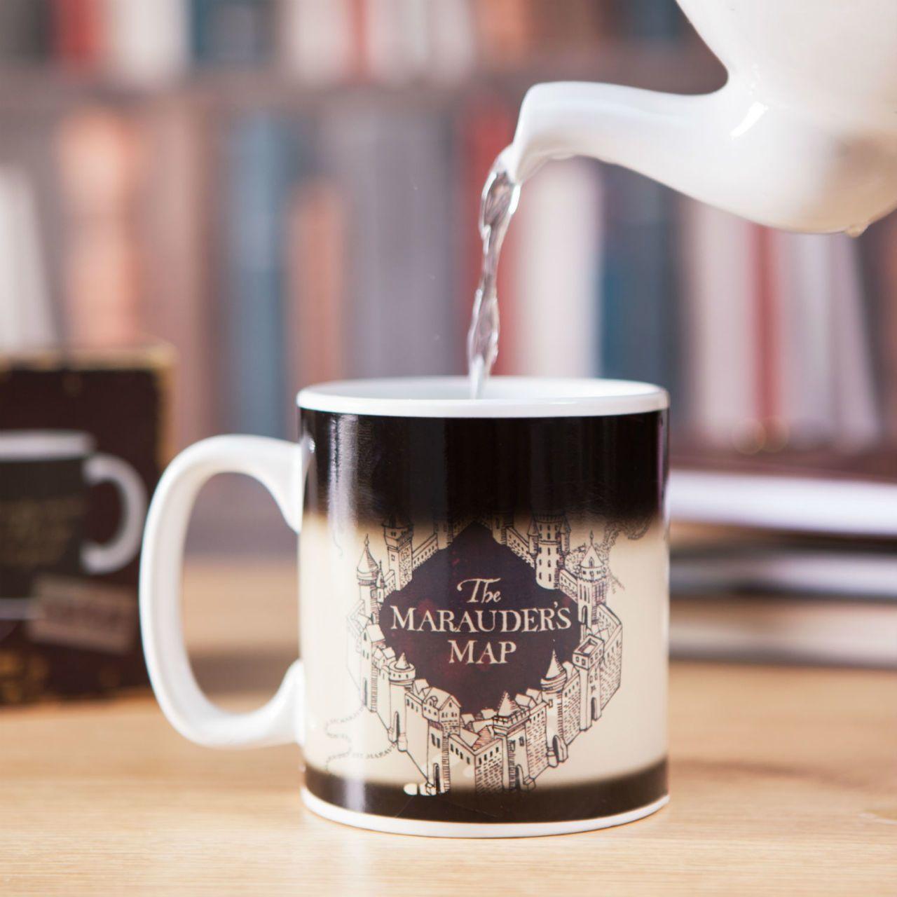 Potter fans can buy this incredible Marauder's Map mug