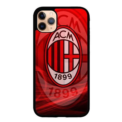AC Milan Soccer Logo Shadow E0943 iPhone 11 Pro Case