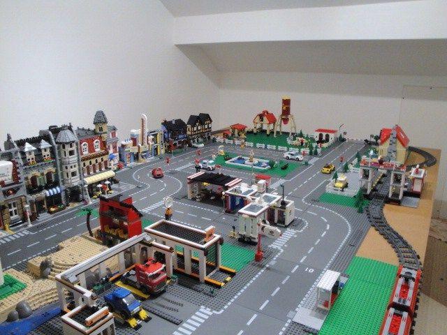 Lego City Table