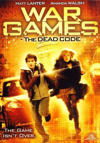 Wargames The Dead Code Dvd 2008 Best Buy Free Movies Online Hd Movies Movies To Watch