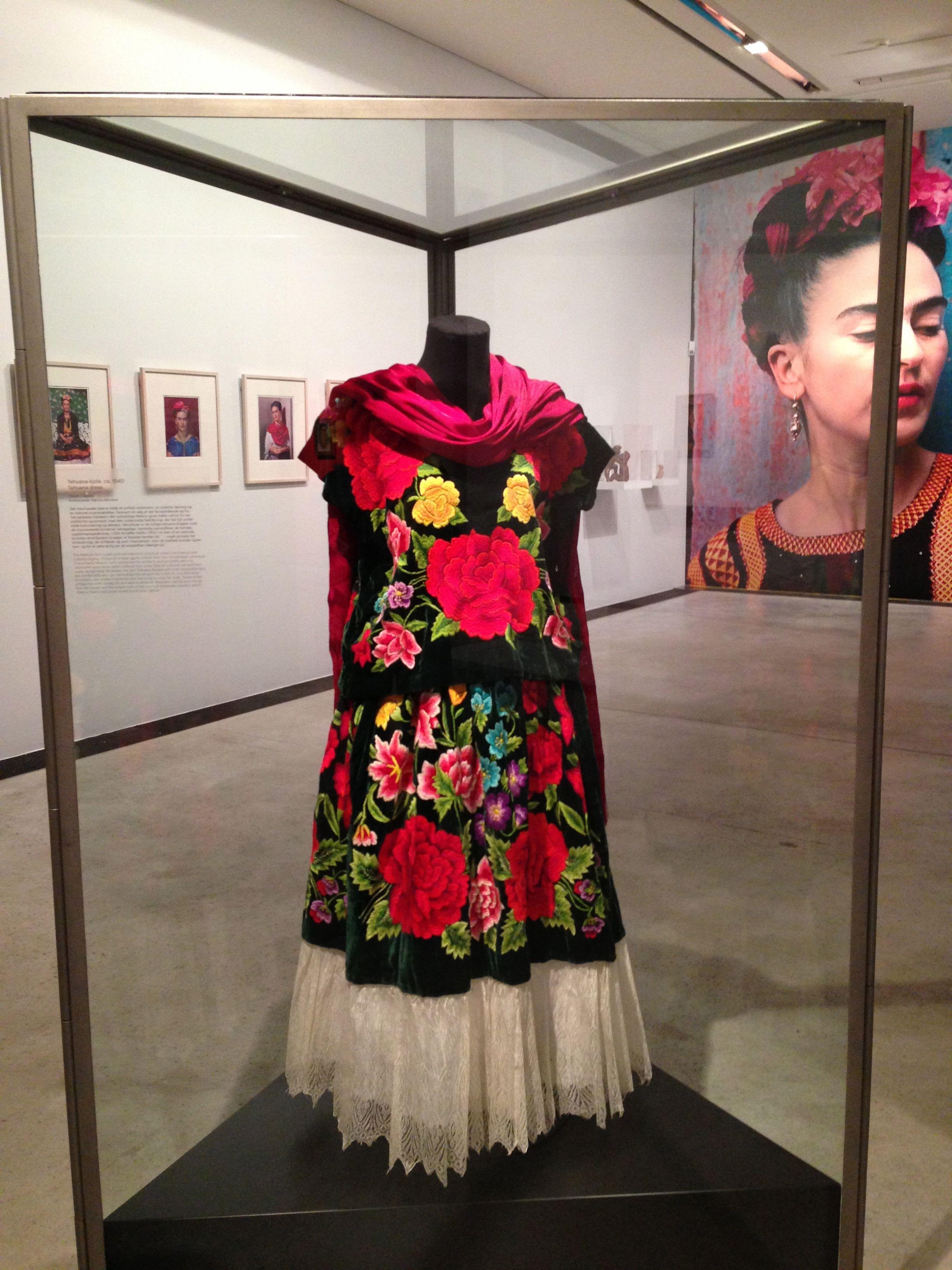 Frida Kahlo På Arken Vestidos De Frida Kahlo Fridah Kahlo