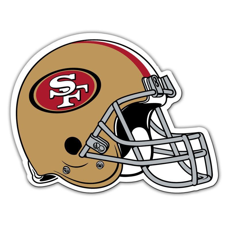"San Francisco 49ers 8"" Car Magnet"