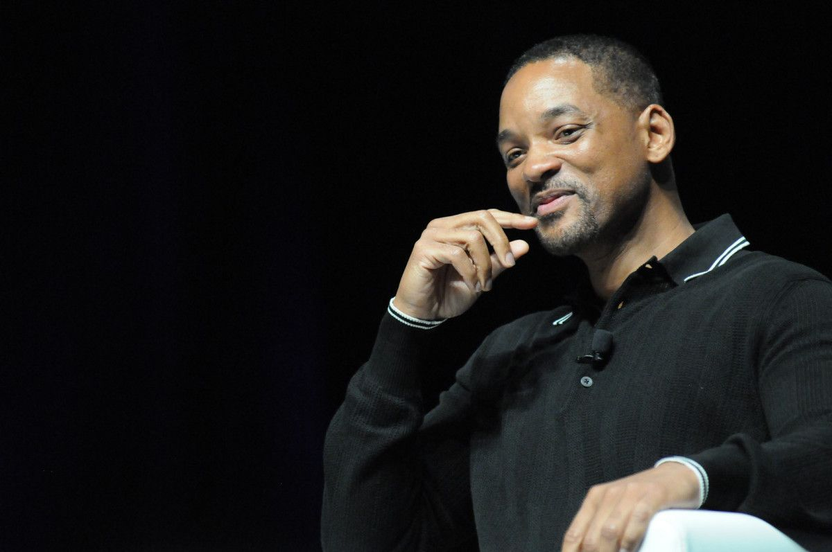 CANNES LIONS 2016 - WILL SMITH