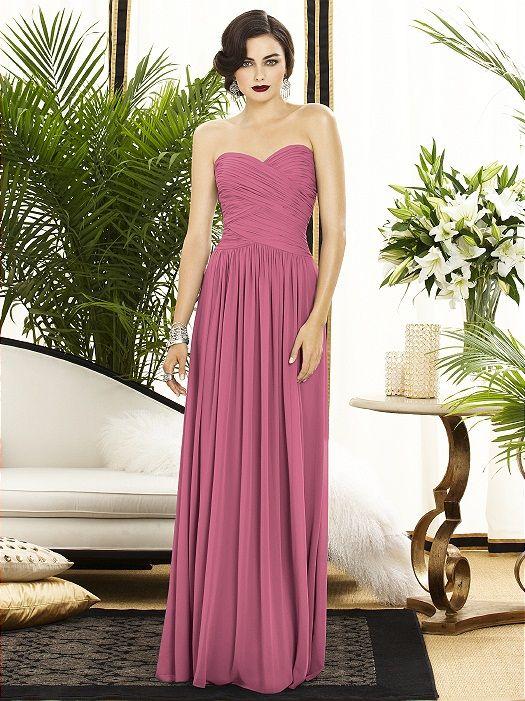 Dessy Collection Style 2880   Pinterest   Vestido bordado, Vestido ...