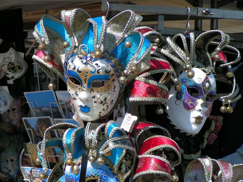 italian masks how to make