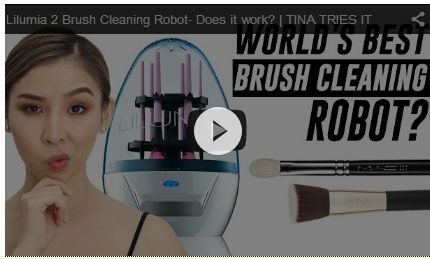 Lilumia review In this episode, Tina Tries out the New Lilumia 2 Brush Cleaning Robot. Does it work? Watch and find out! https://www.youtube.com/watch?v=rQ06EN0JLuE