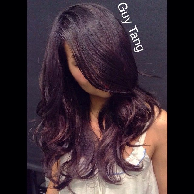 Smoky Black Amethyst By Guy Tang Hair Color Purple For