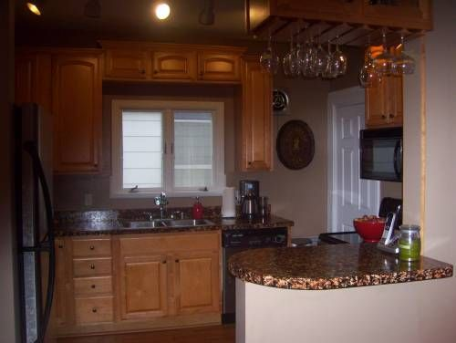 Countertop Makeover : Ideas about Countertop Makeover on Pinterest Painting countertops ...