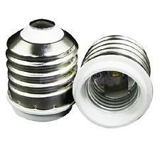 Light Bulb Lamp Adapter Adaptor Converter E40 To E27 Base Socket Extend Base Bulb Adapter Light Bulb Lamp Led Bulb