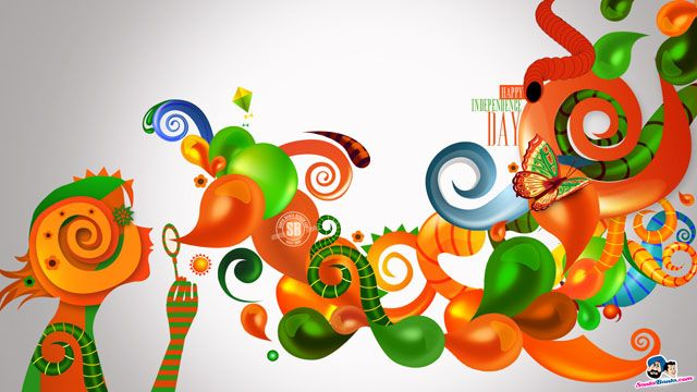 50 Beautiful Indian Independence Day Wallpapers And Greetings