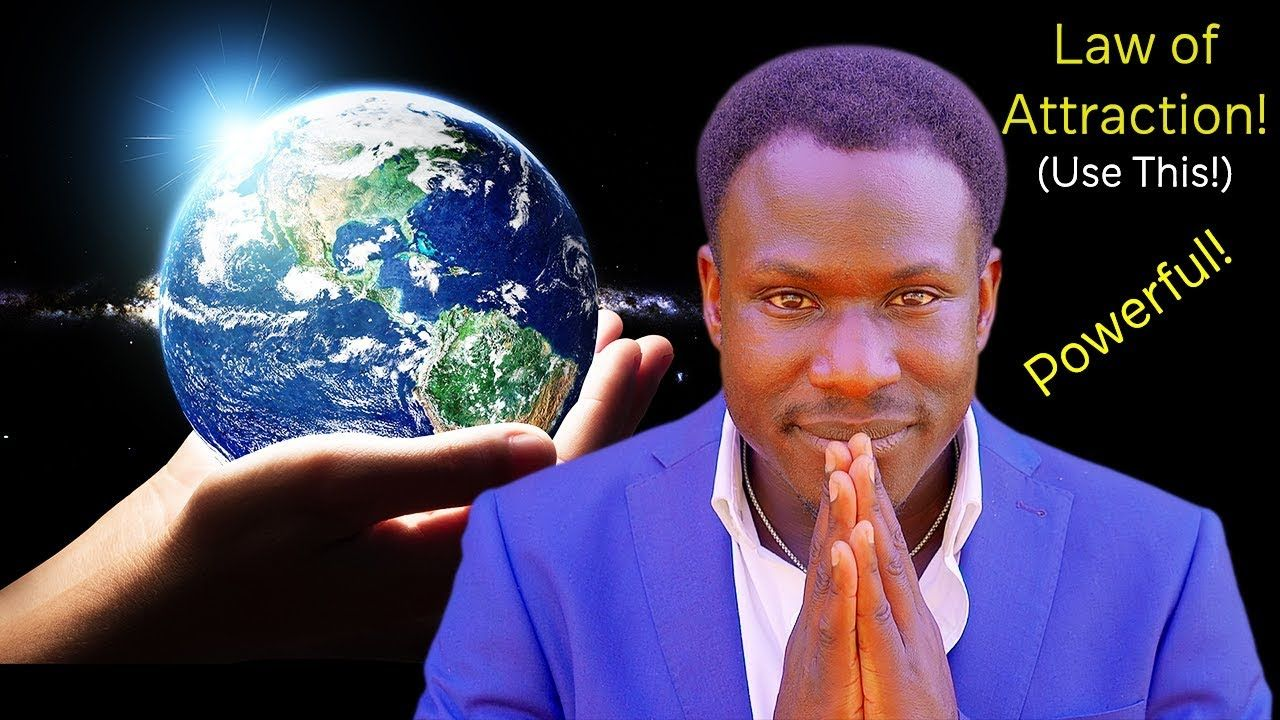 How To Manifest Anything! Very Powerful Tool! (Law Of