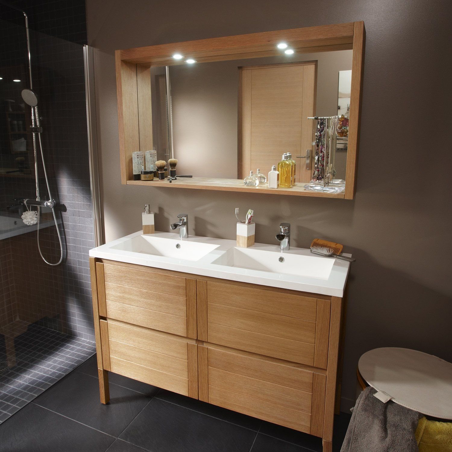 Tips to Create Meuble Salle De Bain Castorama Promo