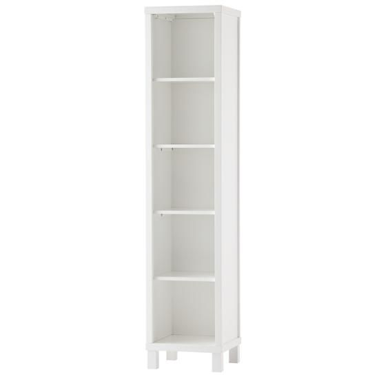 Cubic Tall Bookcase White 5 Cube White Bookcase Kids Room