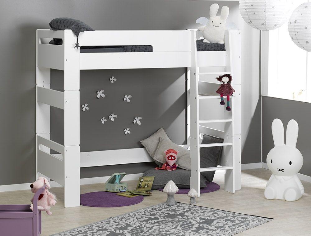 lit enfant mezzanine 90x190