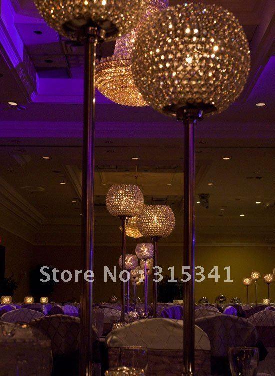 8pcs lots crystal wedding centerpiece free air shipment on 8pcs lots crystal wedding centerpiece free air shipment on aliexpress 55000 junglespirit Images