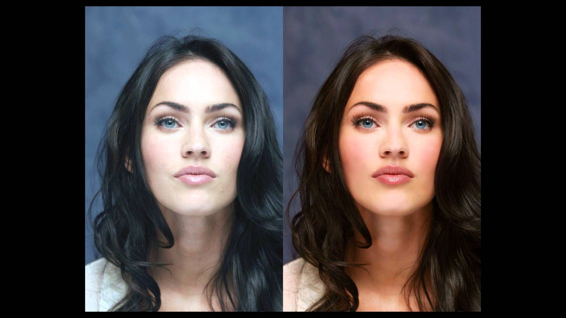 What Celebrities Look Like Before After Airbrushing