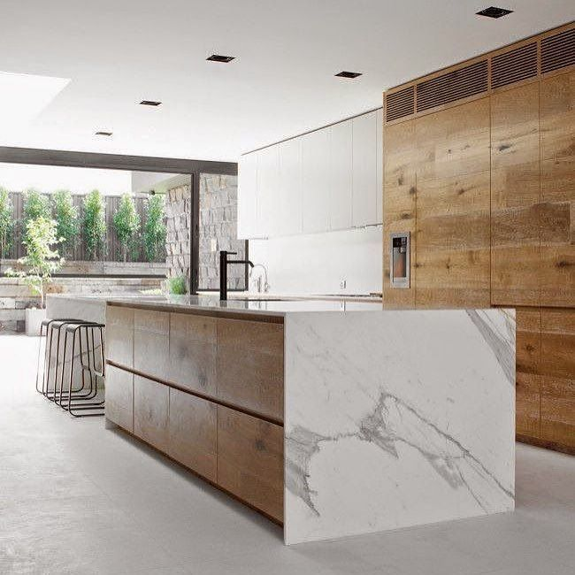 Carrara Marble Kitchen Benchtops: A Gorgeous Kitchen Island Bench Is A Piece Of Furniture In Its Own Right! How…