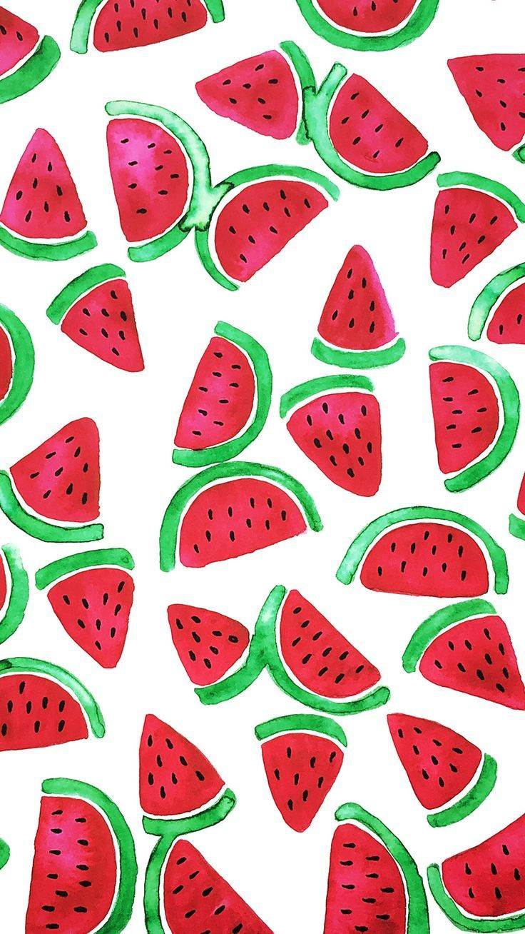These delicious little watermelons make a nice phone background, so why not snap a photo and turn it into your wallpaper!