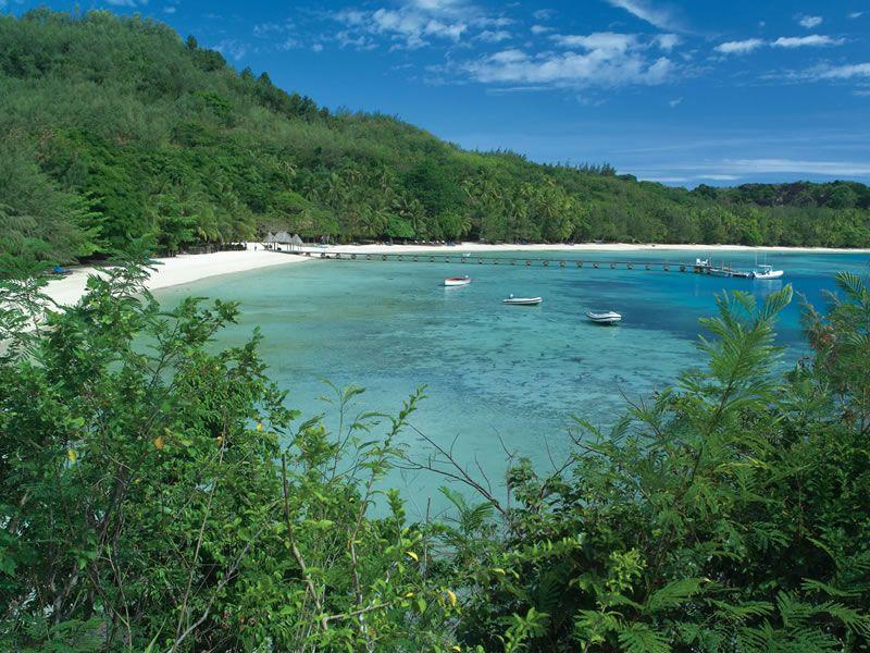 Turtle Island, Fiji, Where we honeymooned 15 years ago