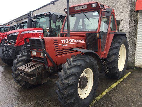 Tractors For Sale In Ireland Tractors For Sale Tractors Fiat