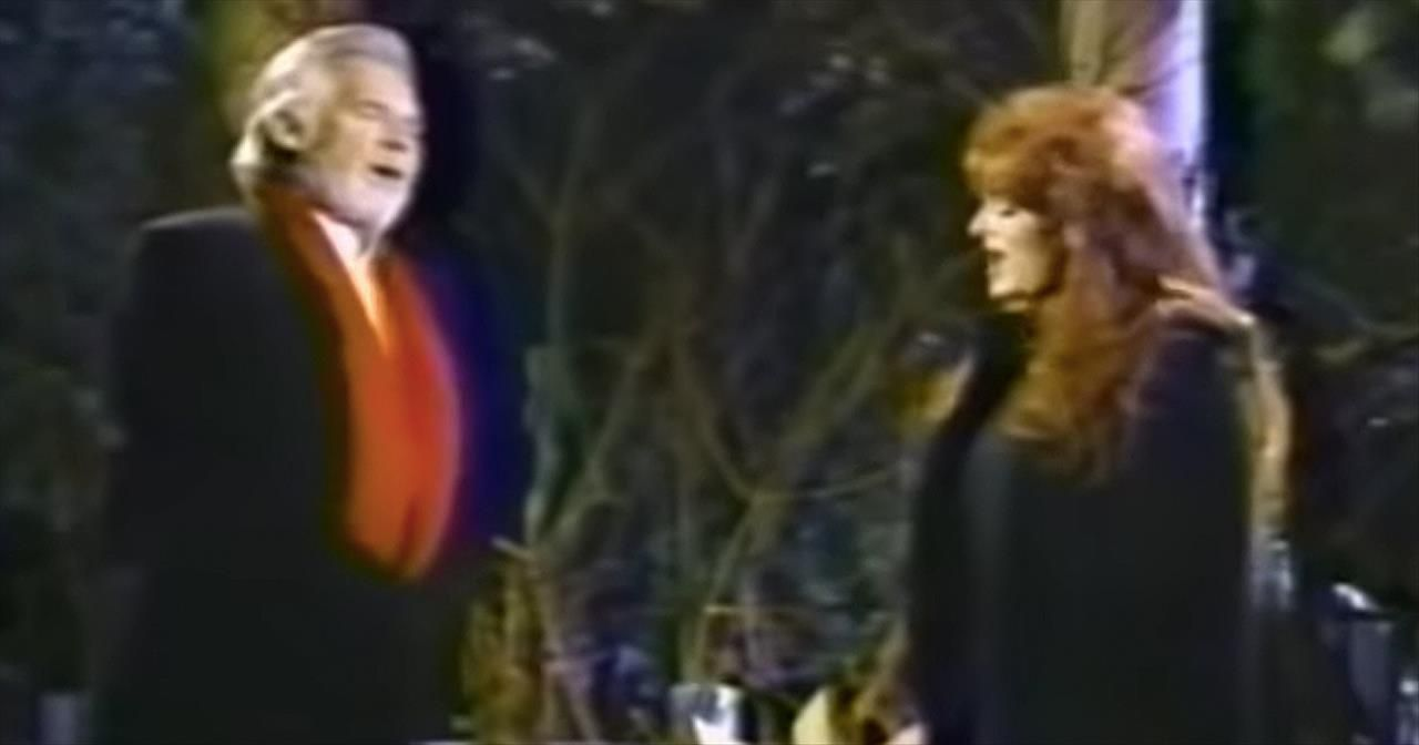 'Mary Did You Know' Duet From Kenny Rogers And Wynonna Judd   Christmas song, Aurora sleeping ...
