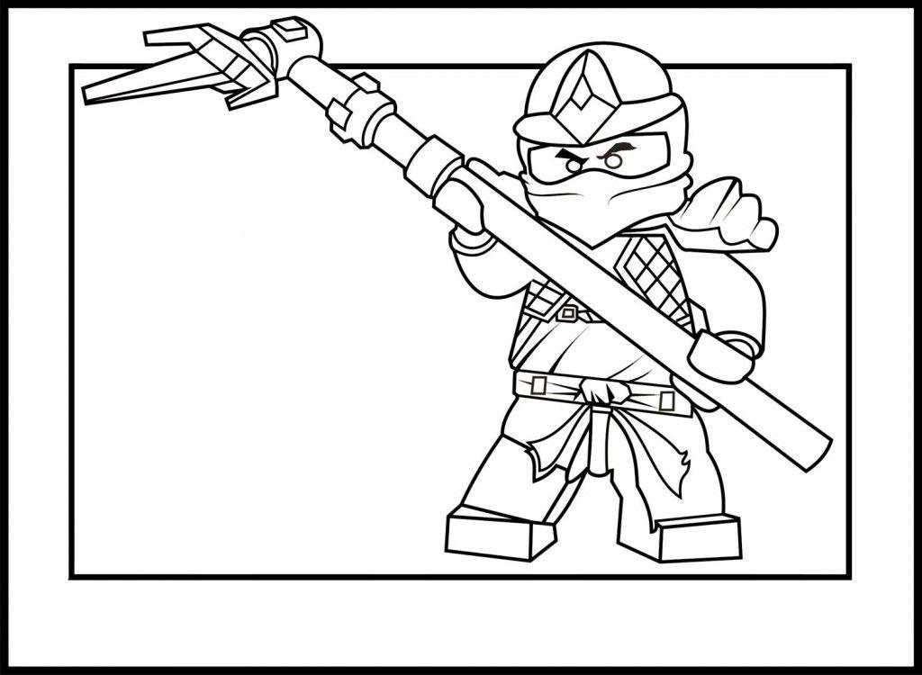 ninjago kai coloring pages bedding fabrics pinterest