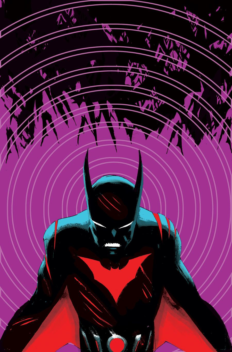 Rafael Albuquerque - Batman Beyond