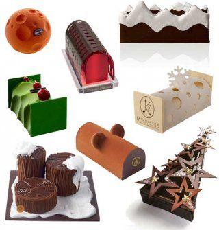 Notre sélection des plus belles bûches de Noël 2012