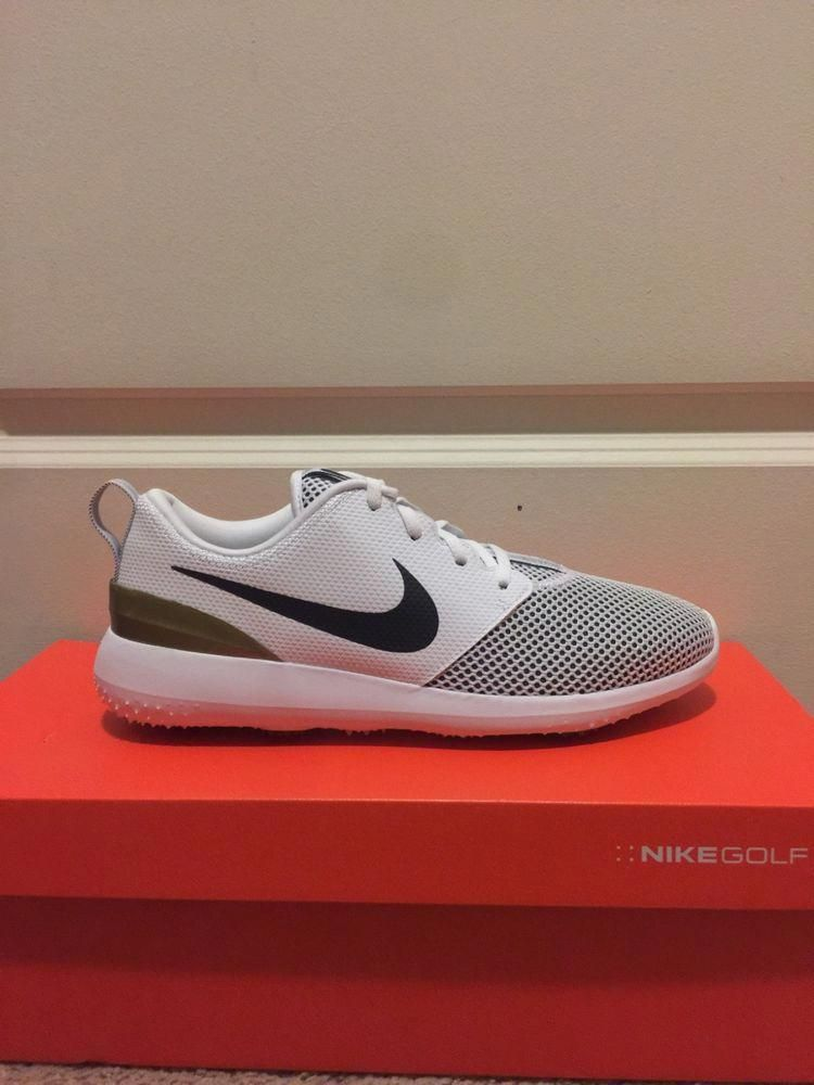 online retailer bbf04 ab147 Mens Nike Roshe g Golf Shoes (size 10)  fashion  clothing  shoes   accessories  mensshoes  athleticshoes (ebay link)  mensnikegolfshoes
