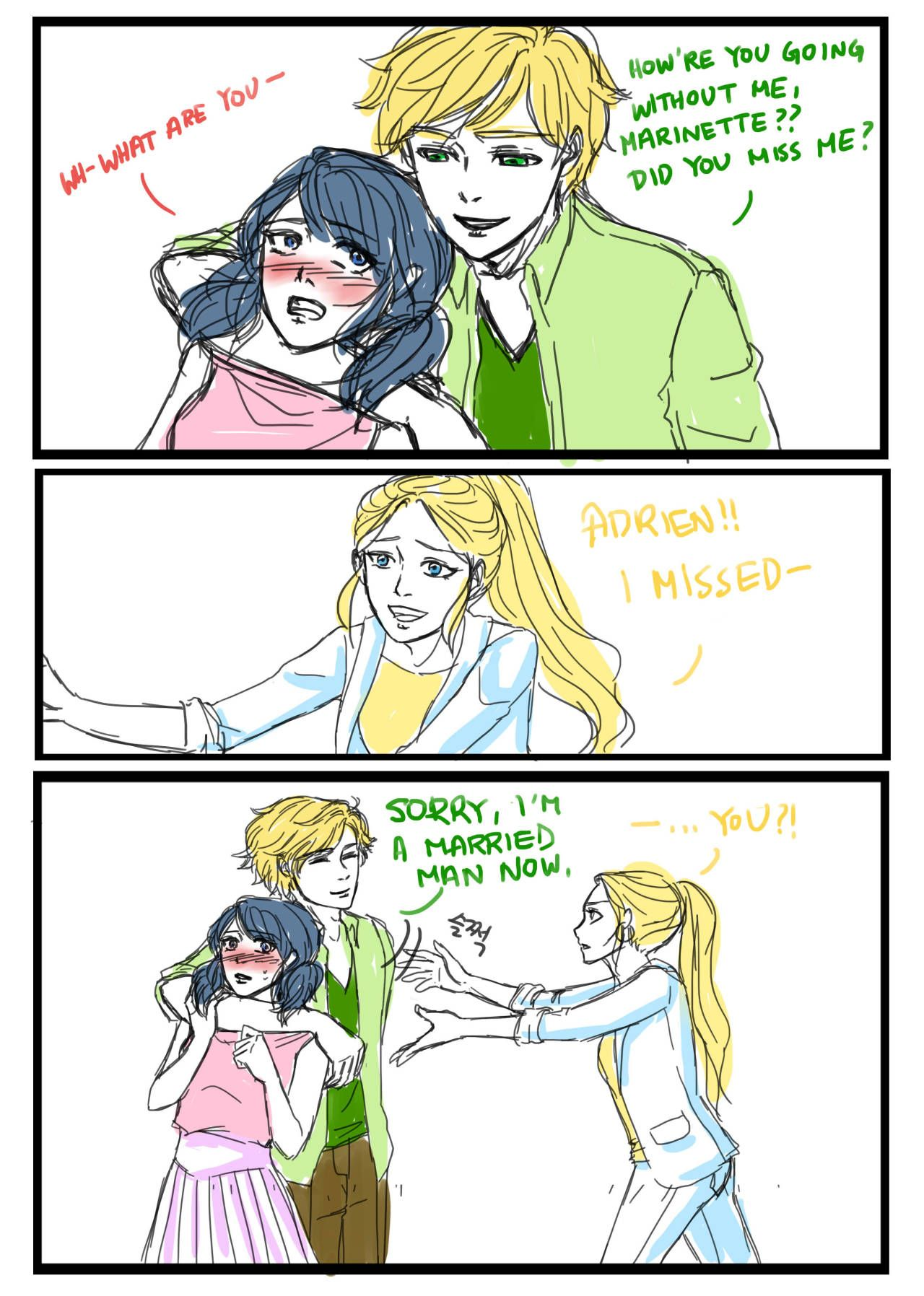 Pin by Fir Xanza on miraculous | Miraculous ladybug funny
