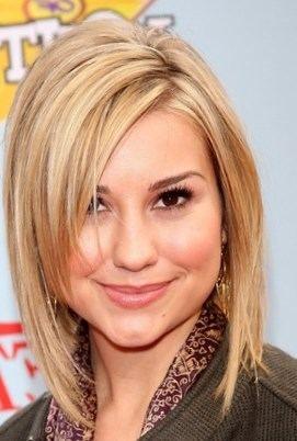 Modèle de coiffure pour visage rond , http//lookvisage.ru/modle