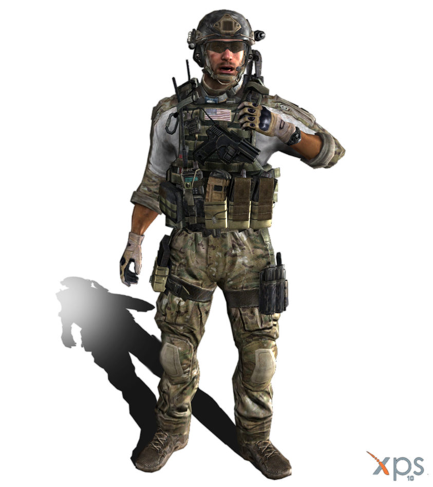 Mw3 Delta Force Sandman By Iireii Delta Force Military