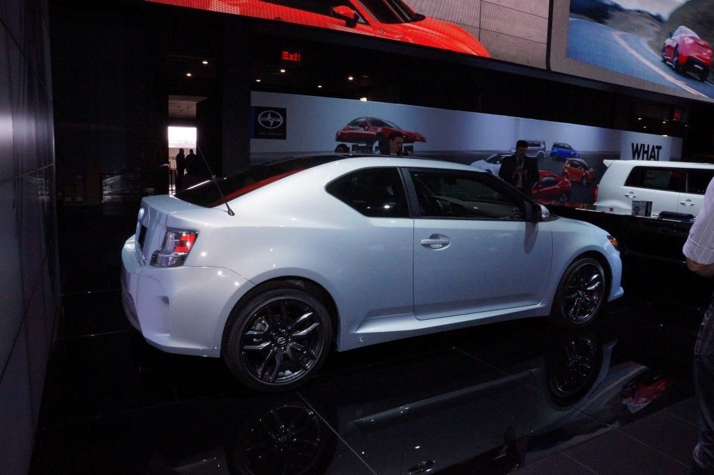 2014 Scion tC The car I want, in the color I want, with the color ...