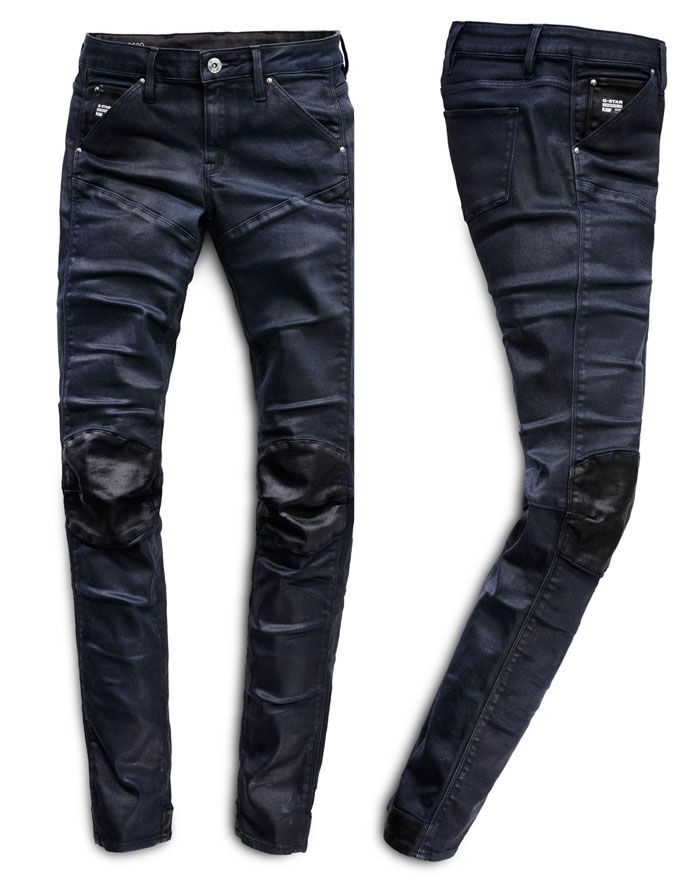 b90875c22 G-Star RAW Elwood 5620 jeans 20th Anniversary - Limited Edition Moto ...