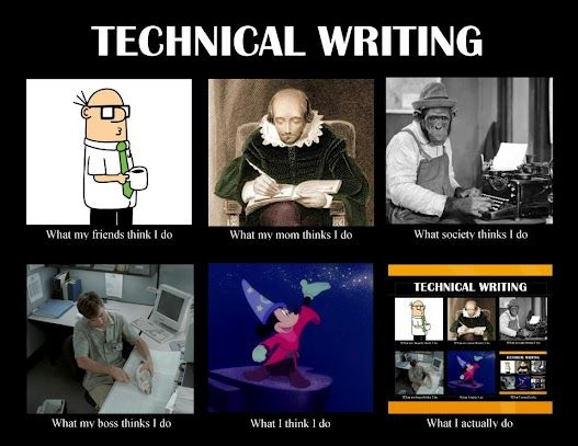 what does a technical writer do