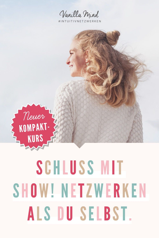 Intuitiv Netzwerken - der Kompaktkurs für Schüchterne und