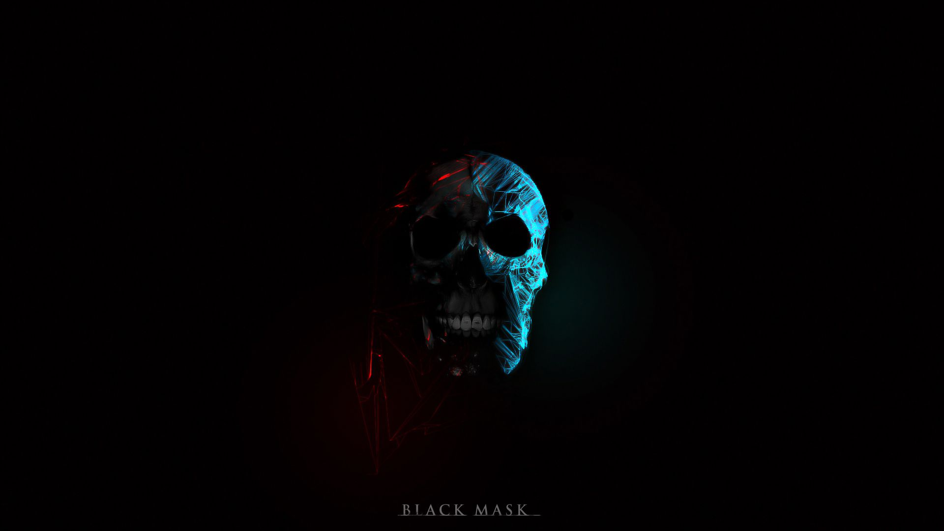 Pin By Tawsiv Hoque On Allien Black Mask Wallpaper Mask