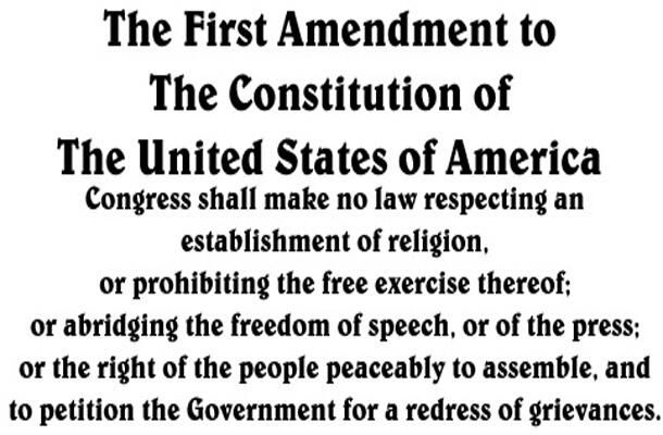 Chuck Schumer Wants to Change 1st Amendment to Limit Free Speech  http://bit.ly/1g0I26j  pic.twitter.com/8rkOtCPQqn