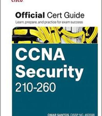 Ccna Security 210-260 Official Cert Guide PDF | Networking ...