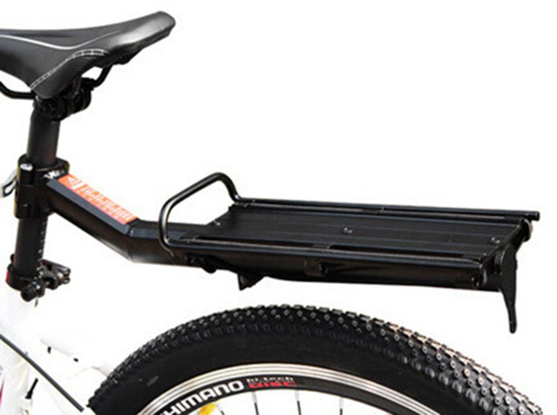 Bike Rear Carrier Pinwei High Grade Aluminium Alloy Bicycle Back