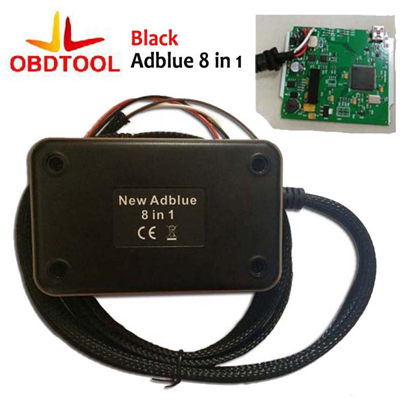 Hot Best CHIP Quality Support euro 6 New Adblue 8in1 New