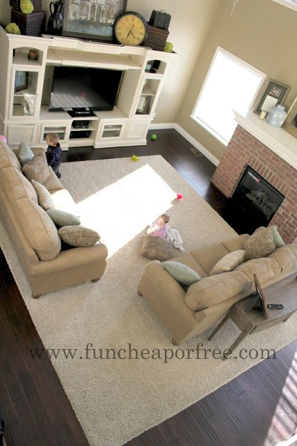How To Make An Area Rug Out Of Remnant Carpet Fun Cheap Or Free Rugs In Living Room Living Room Carpet Home