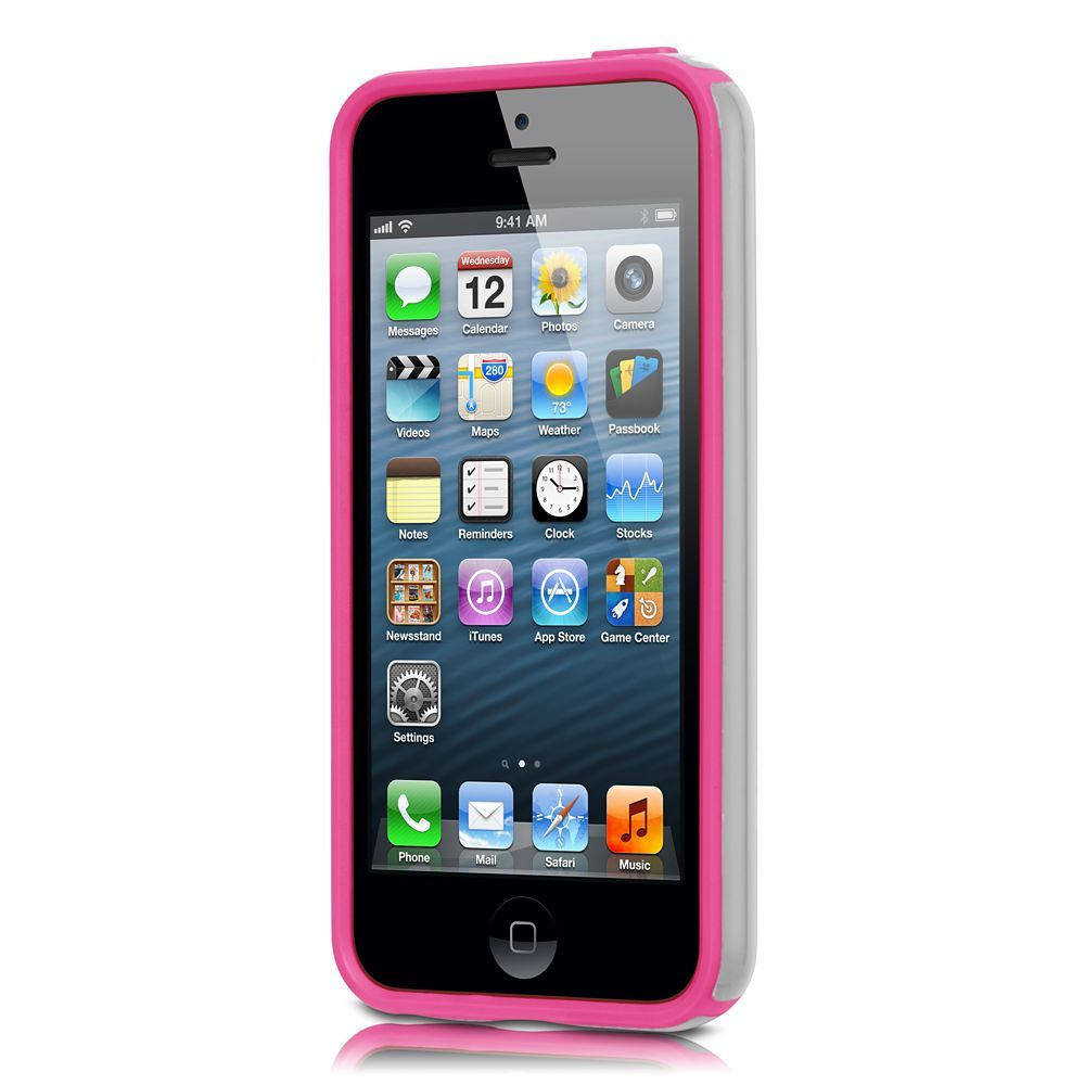 Speck CandyShell Case for iPhone 5, slightly fat but smooth and good looking case