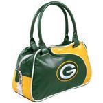 Green Bay Packers Perfect Bowler Handbag at the Packers Pro Shop