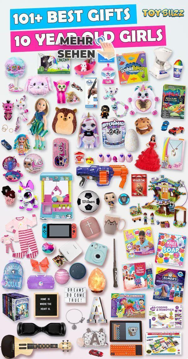 Beste Geschenke für 10-jährige Mädchen 2019 - # 10 year
